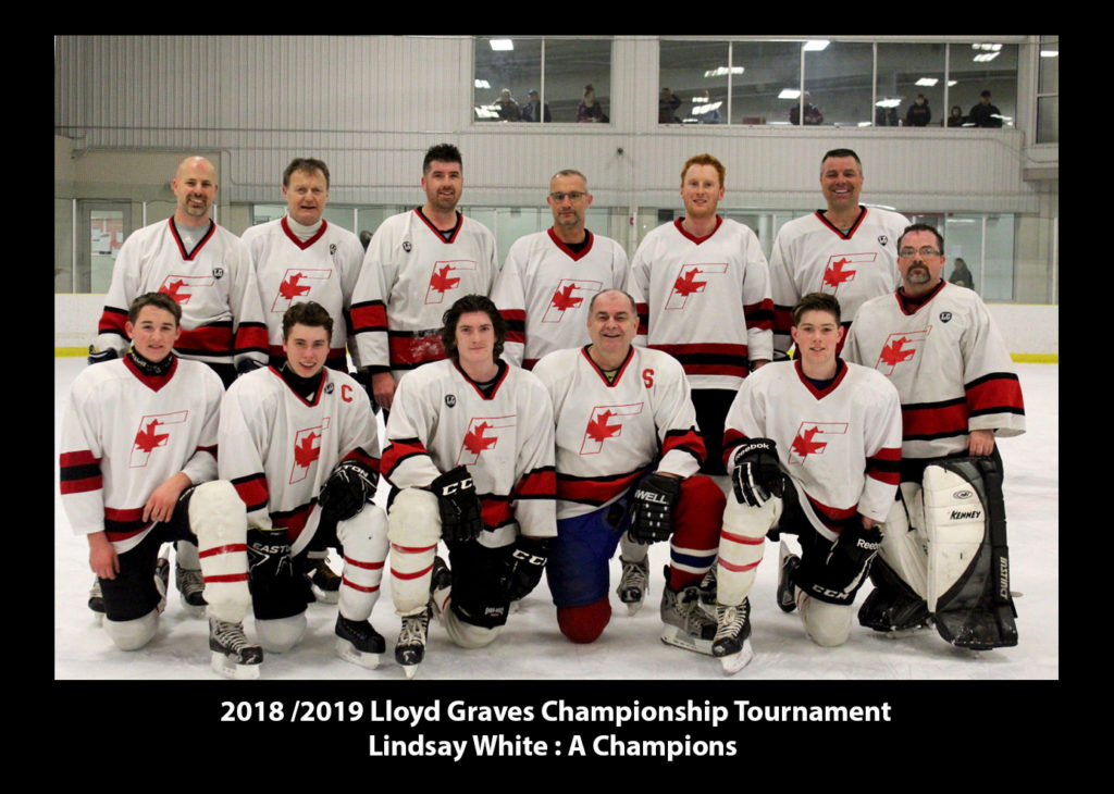 LW Champions 2018 2019